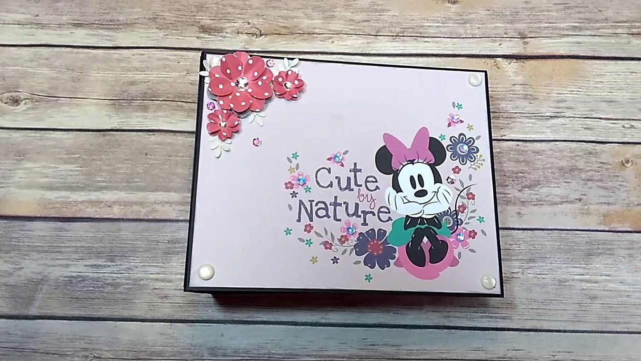 Minnie Mouse Mini Album Youtube