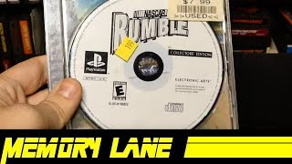 Nascar Rumble for PlayStation (Memory Lane)