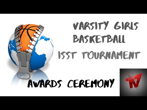 ISST Varsity Girls Basketball: Awards Ceremony