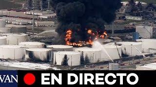 [EN DIRECTO] Explosión de gas en Houston