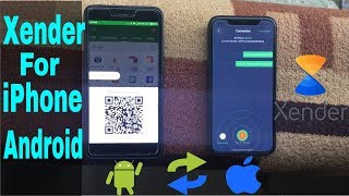 [2021] How to Use Xender on iPhone and Android: Transfer Documents, Photos & Videos screenshot 4