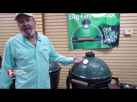 Which Big Green Egg is right for you?