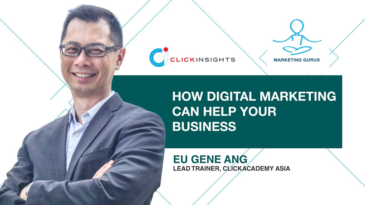 [Marketing Guru Video Series] How Digital Marketing Can Help Your Business