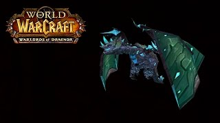 Reins of the Vitreous Stone Drake Drop