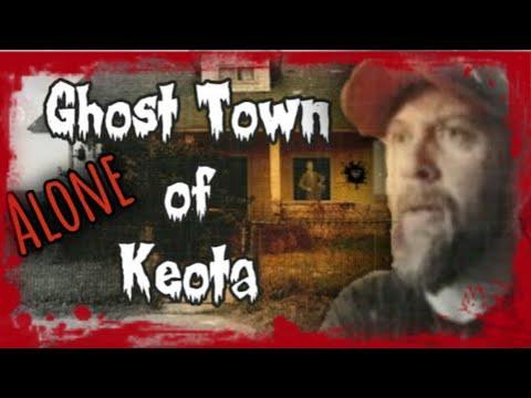 Urban Exploring - The Ghost Town Of Keota! Colorado