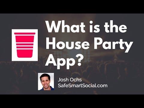 Houseparty app tricks