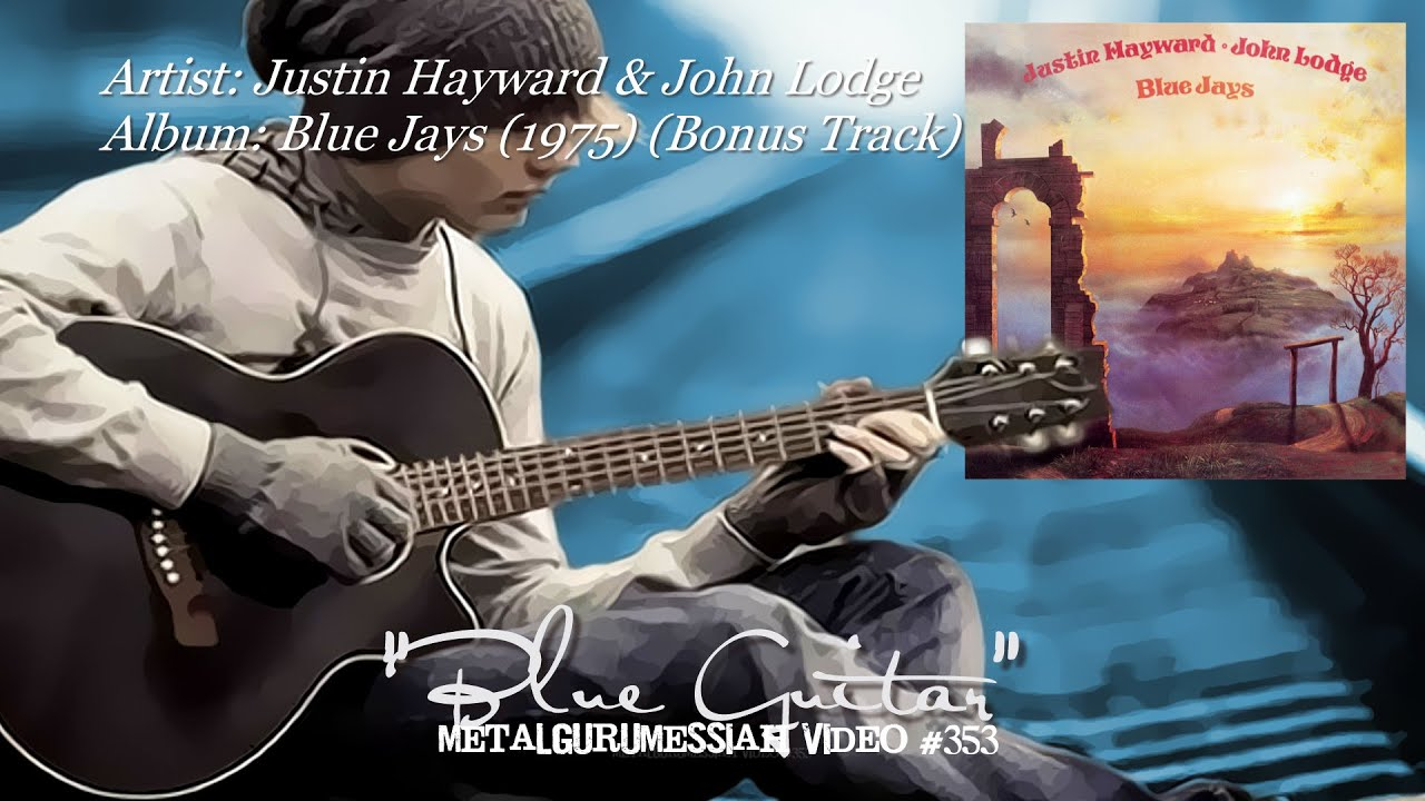 Justin hayward blue jays
