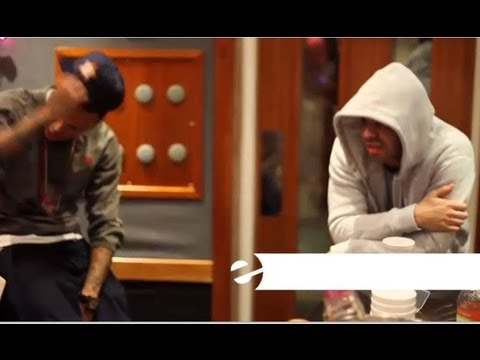 DRAKE & CHRIS BROWN END FEUD! NEW SONG COLLABORATION?