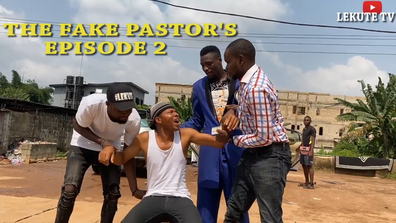Download Fake pastor Episode 2  funniest nigeria comedy - latest nigerian comedy 2021