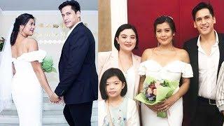 SUNSHINE DIZON Present sa Wedding ni RICH ASUNCION and BENJAMIN MUDIE in Hong Kong!