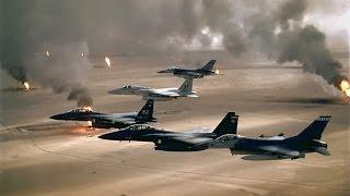 وثائقي الجزيرة فيلم وثائقي عن حرب الخليج عام 1991