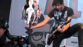 All Time Low - Six feet under the stars, Pukkelpop Belgium 2010