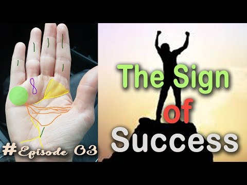 The Sign Of Success   The Wealthiest Palm