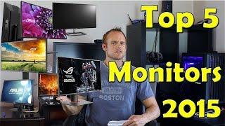 Top 5 Gaming / Productivity Monitors of 2015
