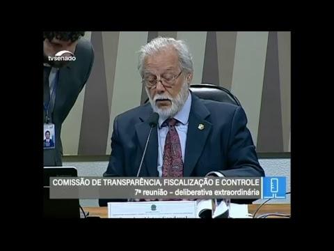 Votações - TV Senado ao vivo - CTFC - 18/04/2018