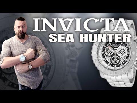 Invicta Watches : Invicta Sea Hunter III