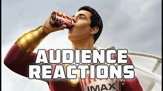 SHAZAM! {SPOILERS}: Audience Reactions | March 23, 2019