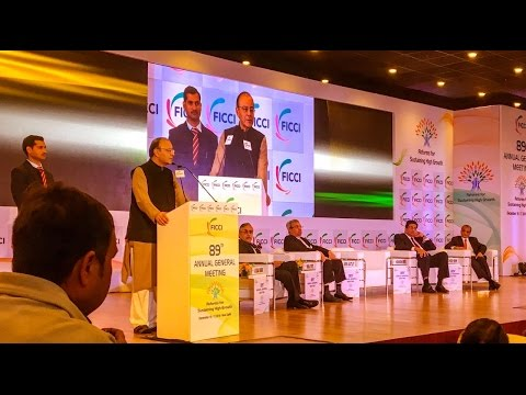 Mr Arun Jaitley, Hon'ble Minister for Finance and Corporate Affairs