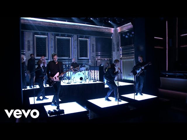 OneRepublic - Wherever I Go (Live On The Tonight Show Starring Jimmy Fallon)