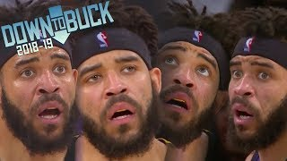 JaVale McGee Career High 33 Points/20 Rebounds/6 Blocks Full Highlights (3/22/2019)