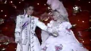 This was performed in 1989 by the Snow Troupe.