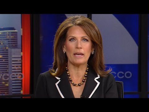 Michele Bachmann: Trump got it right