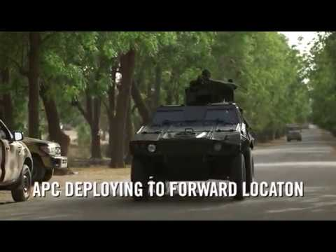 Gallant Nigerian Army troops set to retake the last territories occupied by Boko Haram insurgents