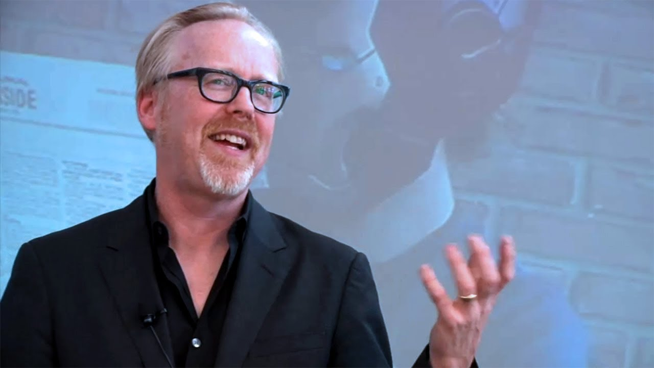 Adam Savage's Keynote at the XOXO Festival