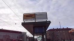Trams of Helsinki 9-8: Škoda ForCity Smart Artic MLNRV3 #422 on line 4 (18.02.19)