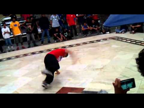 Boty India 2011 Solo BBoy Championship qualifiers