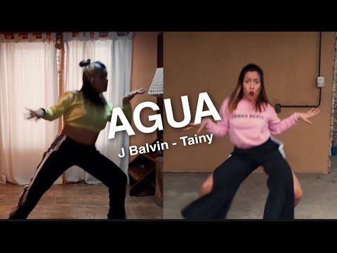 AGUA – J Balvin FT Tainy. Coreografía.