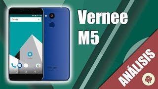 Review Vernee M5 en español, buen smartphone... y barato!