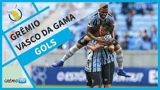 [GOLS] Grêmio 2x1 Vasco da Gama (Brasileirão 2018) l GrêmioTV