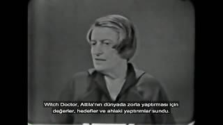 Ayn Rand - Akıl üzerine (Türkçe Altyazı)