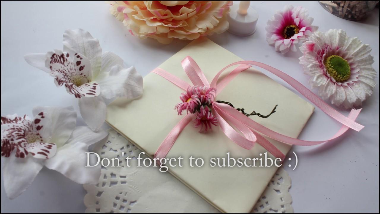How To Make A Cd Or Dvd Case Out Of A Piece Of Paper Youtube