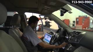Toyota Check Engine Light Repair Service Pearland League City TX