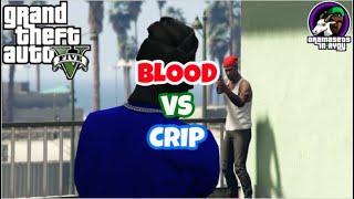 """BLOOD VS CRIP"" GTA 5 (MIGGA STORIES) #194 #AYOY"