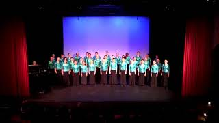 Auckland Girls' Choir - Do you know the way to San Jose?