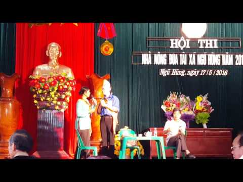 Hội thi nhà nông đua tài năm 2016 Chi hội số 6 thôn La Ngoại