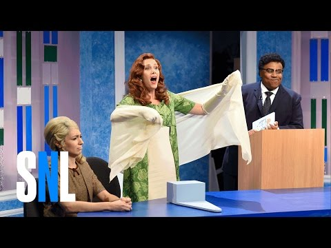 Secret Word with Kristen Wiig  SNL