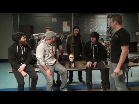 The Matador Interview in Omaha, NE - Backstage Entertainment