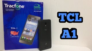TCL A1 Unboxing - Cheapest Android Smartphone.
