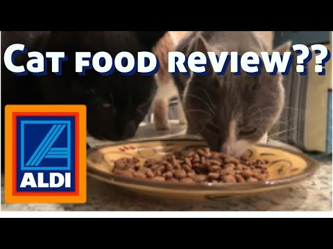 ALDI HEART To TAIL CAT FOOD REVIEW|