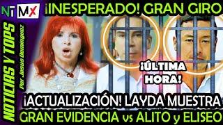 ACTUALIZACION ¡ ESTO CAMBIA TODO LAYDA SANSORES MUESTRA EVIDENCIA vs ALITO y PINOCHO NARANJA !