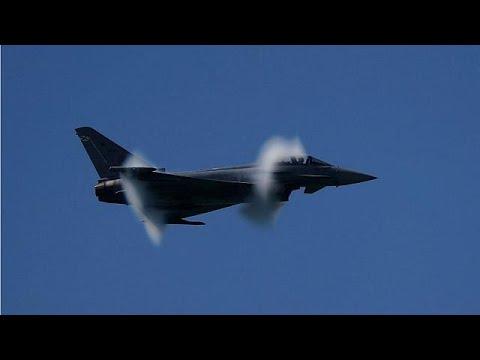 سقوط طائرة حربية إيطالية ومصرع طيارها  - نشر قبل 10 ساعة