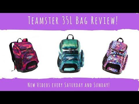 teamster-35l-swim-bag-review!