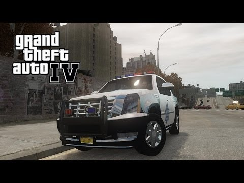 Let's Play GTA IV LCPDFR Mod #81 (German) (HD) - The Dukes Of Hazzard *Police Edition*
