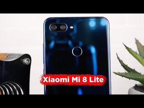 Обзор Xiaomi Mi 8 Lite / Больше красок поколению Instagram