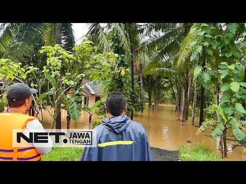 Debit Air Sungai Naik, Ratusan Rumah di Purworejo Terendam - NET JATENG