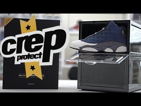 Crep Drop Front Shoe Box Review